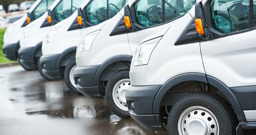 Your essential guide to buying a new panel van