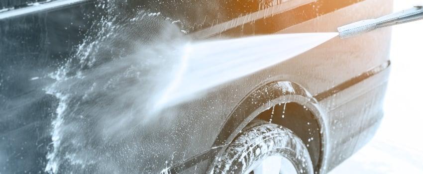 Washing-Van
