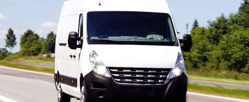 Our top tips for driving your van in hot weather
