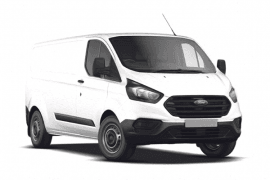 new ford transit custom vans