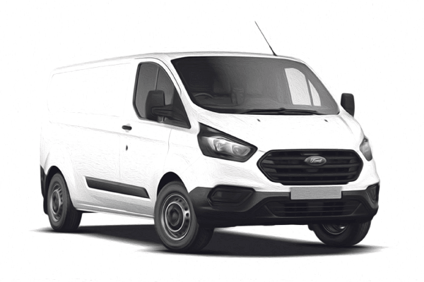 New Ford Transit Custom Van