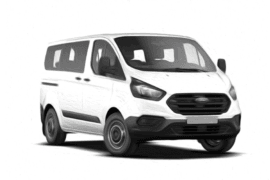 new ford transit custom kombi