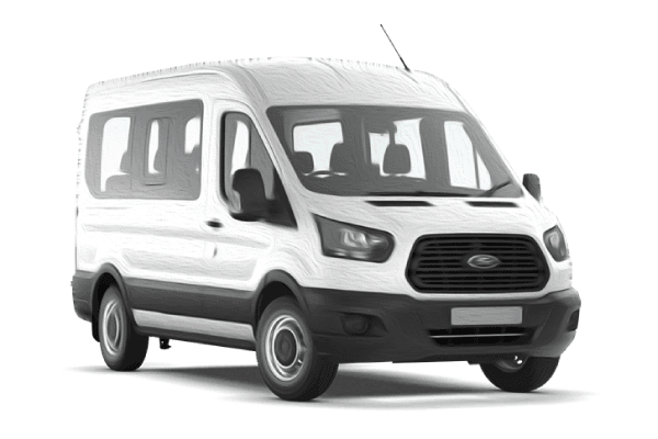 new ford transit minibus vans