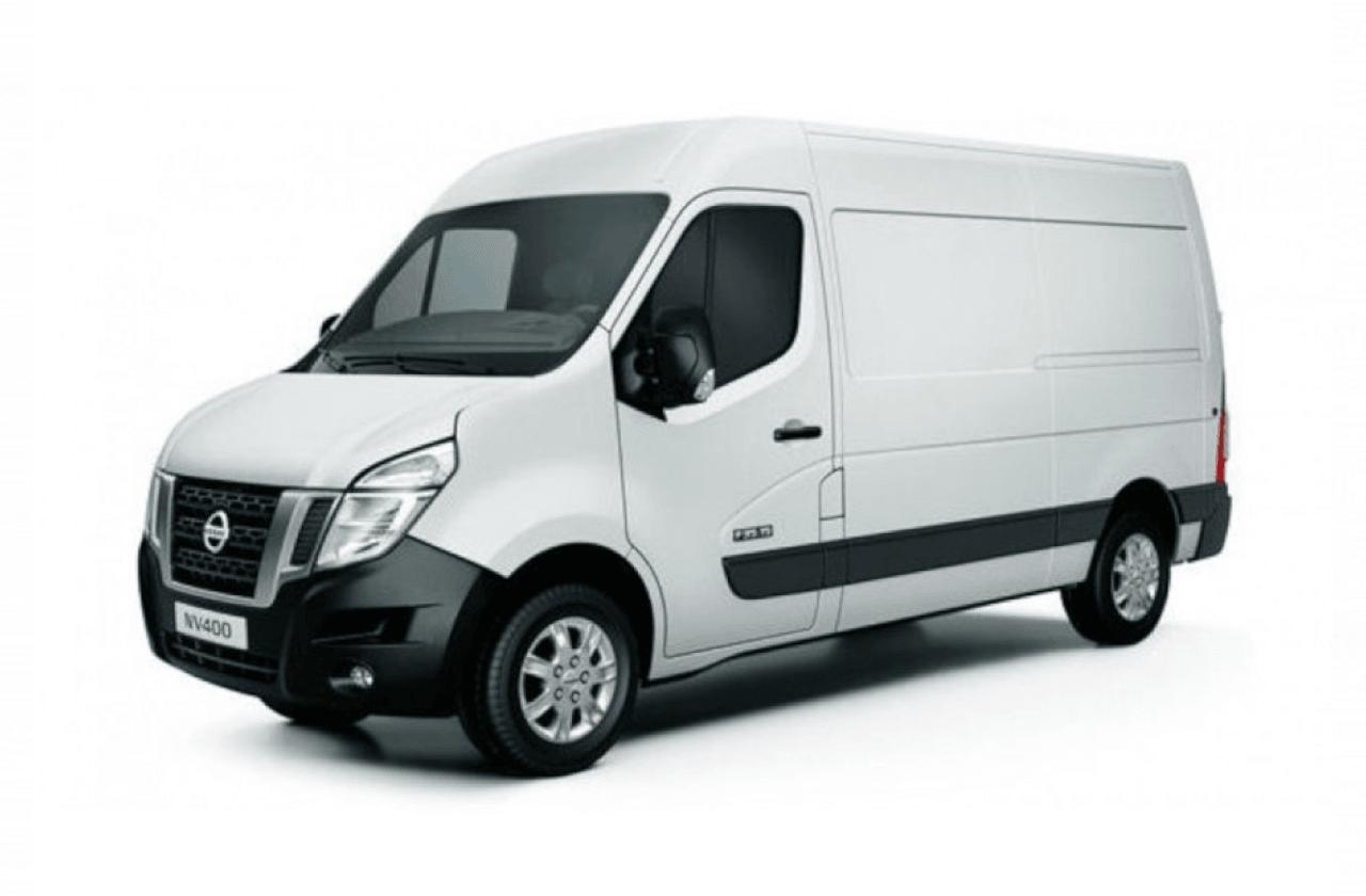 Nissan-NV400