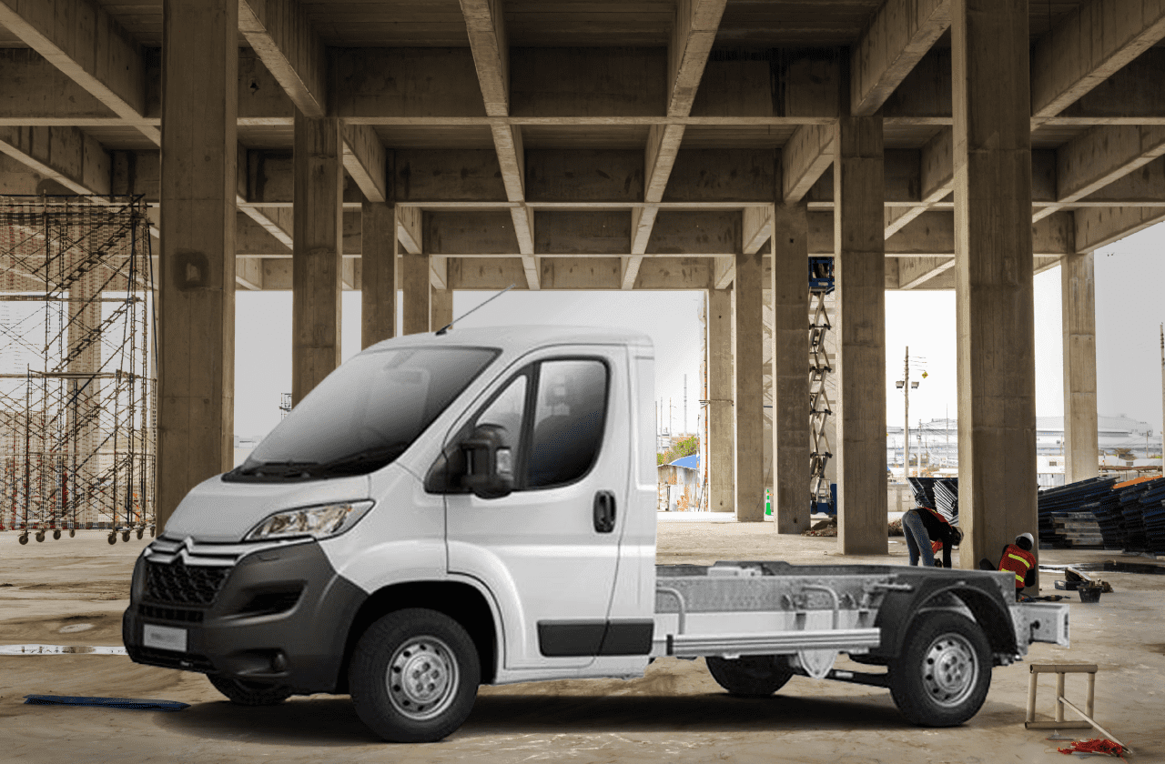 Citroen Chassis Cab & Conversions