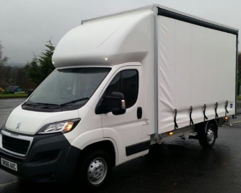 Curtainside Van Conversions