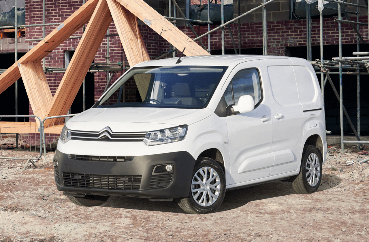 new Citroen Berlingo Panel Van