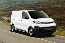 New Citroen Dispatch Vans For Sale