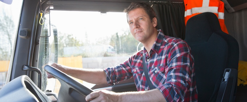 Lorry-Driver