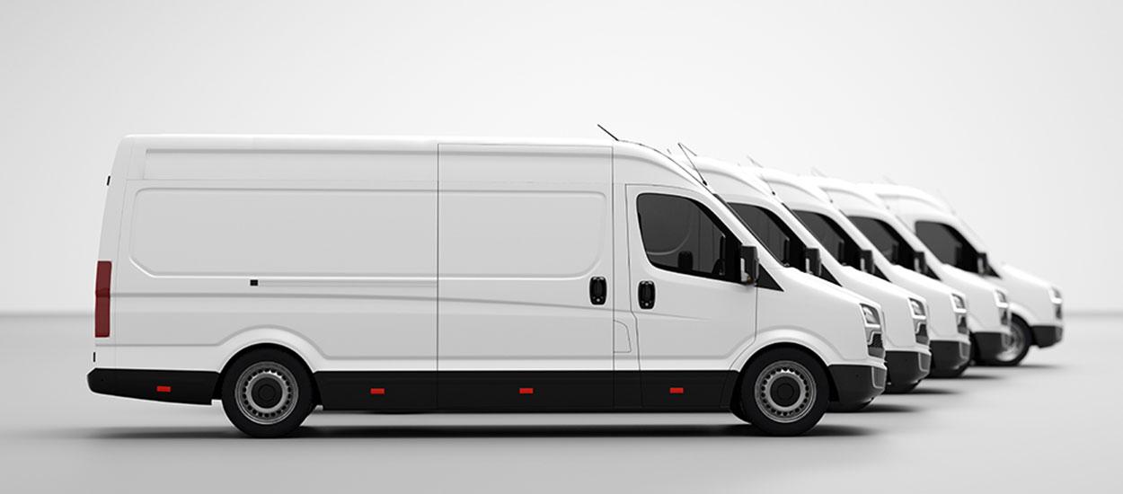 71 plate vans