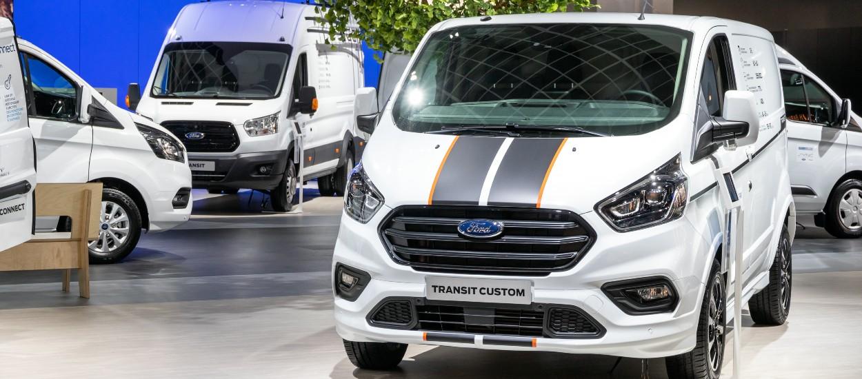 Ford Transit Customs